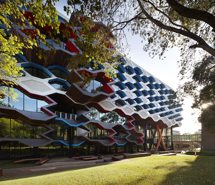 LIMS_La Trobe Institute for Molecular Science_La Trobe University_Lyons_Architects_Melbourne_Australia_Architecture_Architectural Photography_Architectural Photographer_Nils Koenning_05