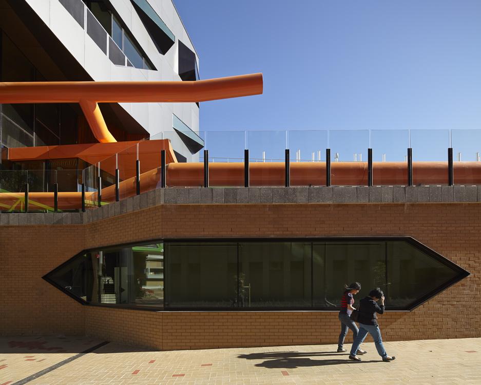 LIMS_La Trobe Institute for Molecular Science_La Trobe University_Lyons_Architects_Melbourne_Australia_Architecture_Architectural Photography_Architectural Photographer_Nils Koenning_08