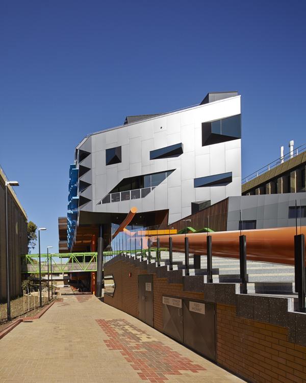 LIMS_La Trobe Institute for Molecular Science_La Trobe University_Lyons_Architects_Melbourne_Australia_Architecture_Architectural Photography_Architectural Photographer_Nils Koenning_09