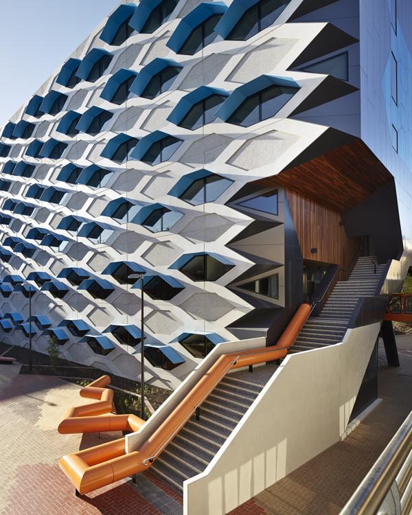 LIMS_La Trobe Institute for Molecular Science_La Trobe University_Lyons_Architects_Melbourne_Australia_Architecture_Architectural Photography_Architectural Photographer_Nils Koenning_12