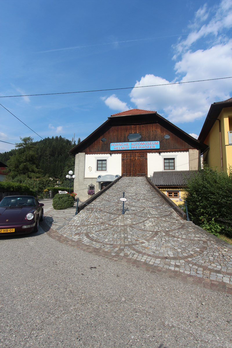 porsche muzeum gmund 1