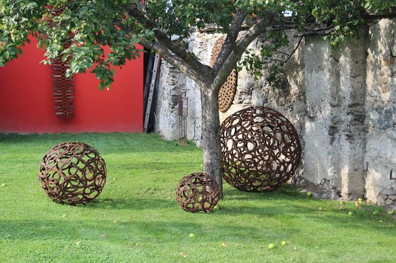skulpturengarten atelier fritz russ gmund 10