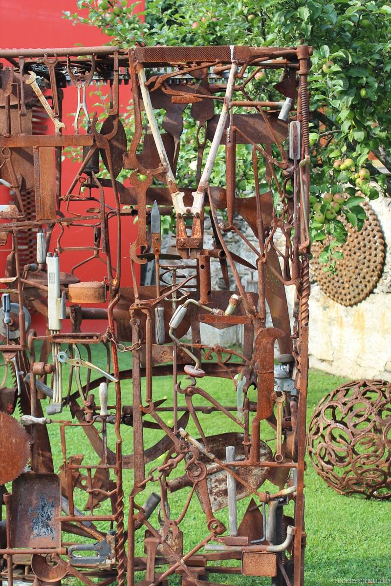 skulpturengarten atelier fritz russ gmund 11