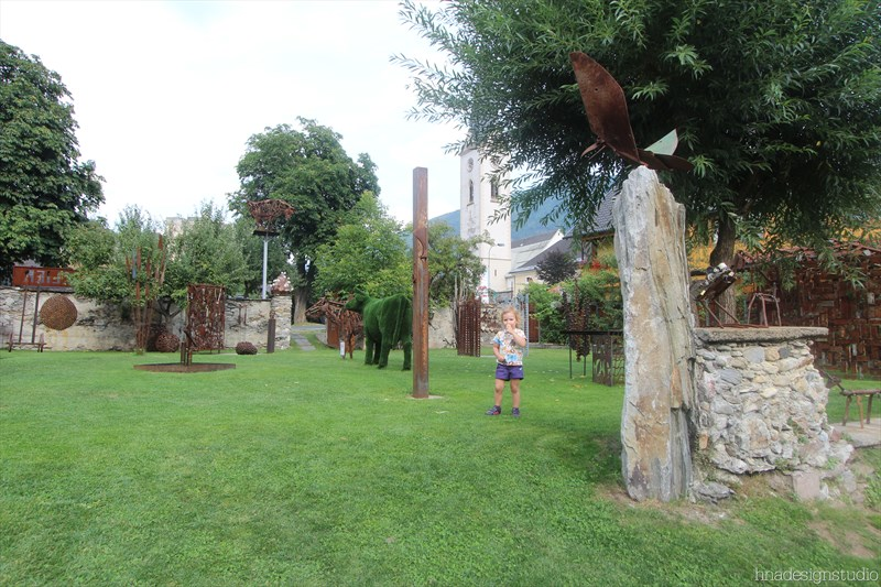 skulpturengarten atelier fritz russ gmund 15