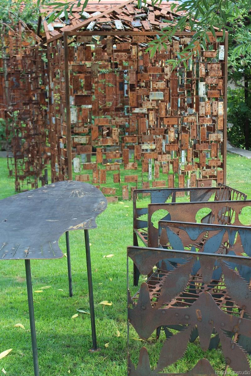 skulpturengarten atelier fritz russ gmund 30