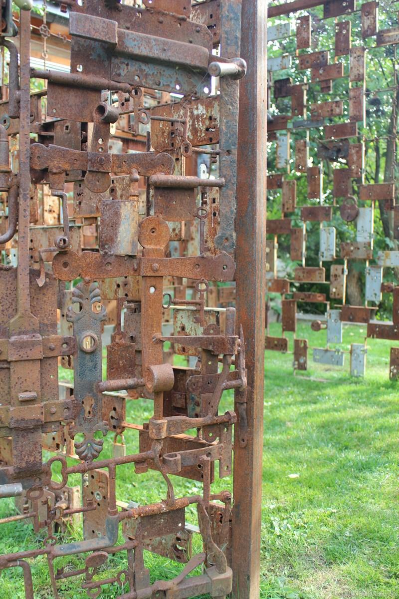 skulpturengarten atelier fritz russ gmund 31