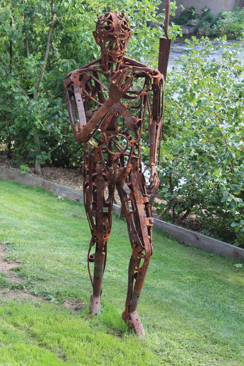 skulpturengarten atelier fritz russ gmund 33