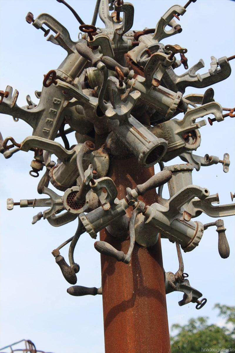 skulpturengarten atelier fritz russ gmund 37