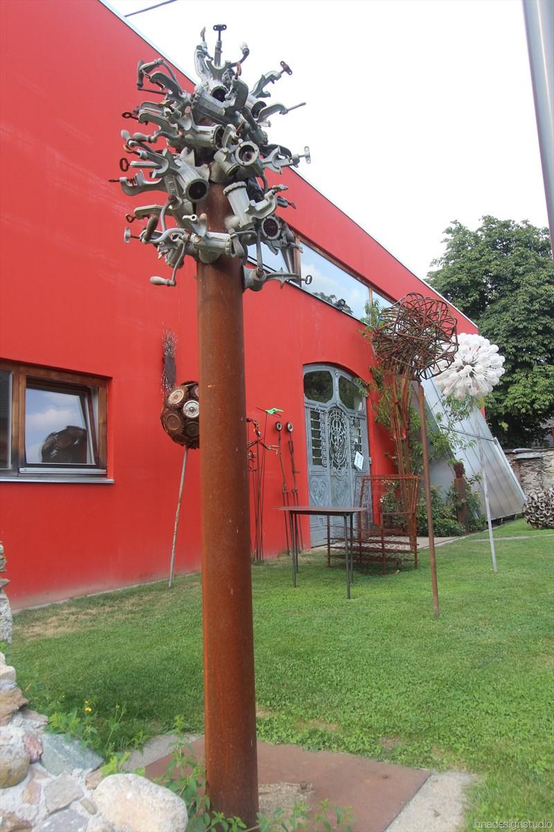 skulpturengarten atelier fritz russ gmund 5