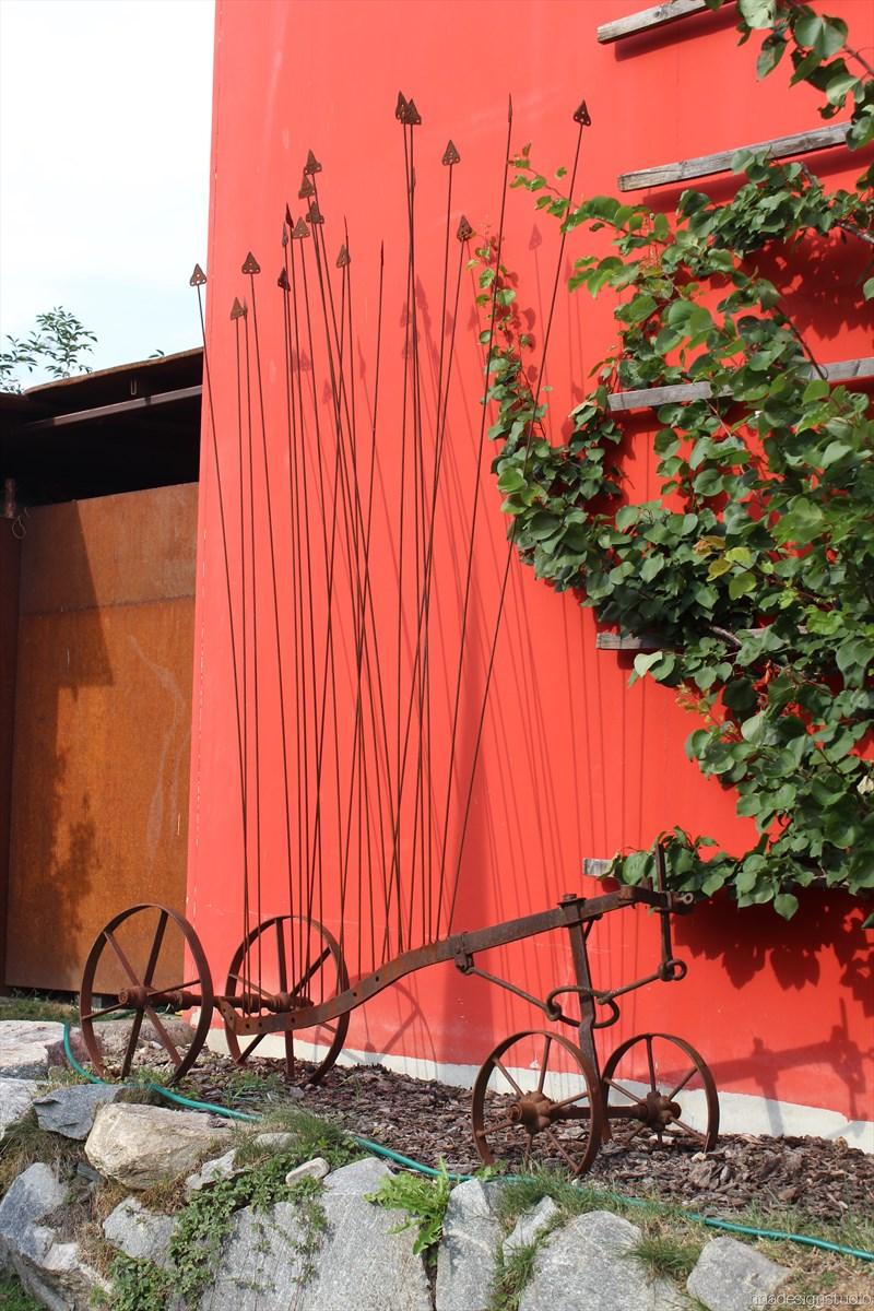 skulpturengarten atelier fritz russ gmund 6
