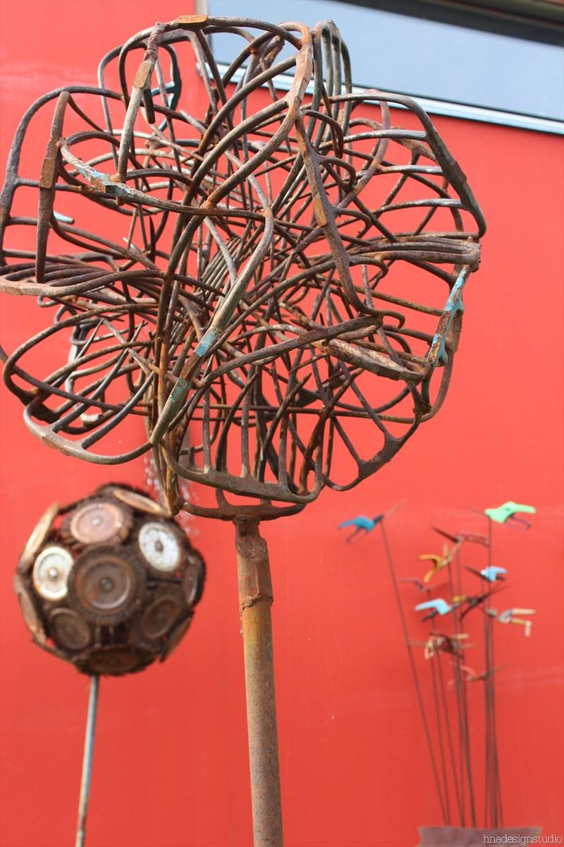 skulpturengarten atelier fritz russ gmund 7