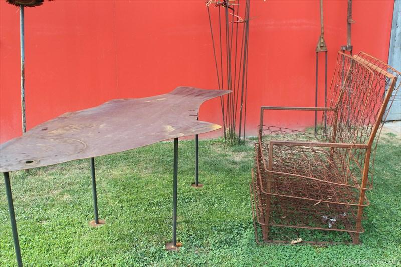 skulpturengarten atelier fritz russ gmund 8