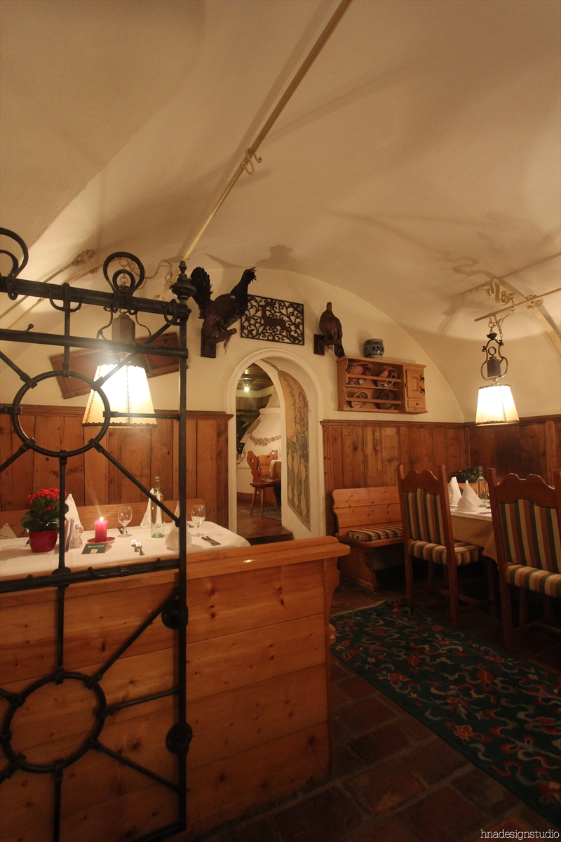 wastlwirt romantik hotel etterem 13