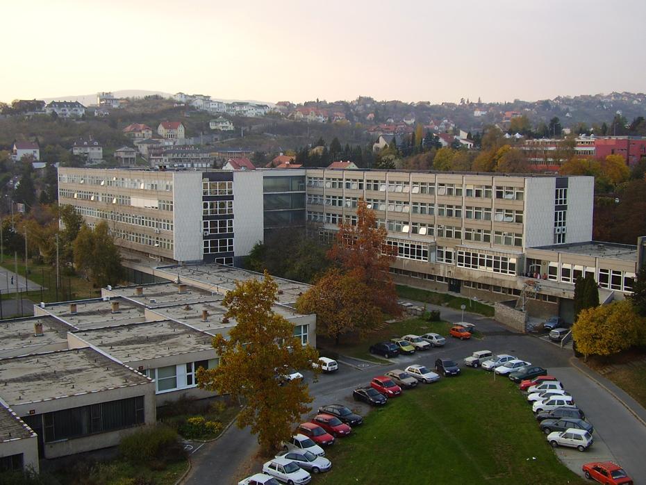 Pécsi Tudományegyetem Pollack Mihály központi campus