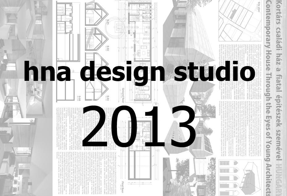 hna design studio 2013