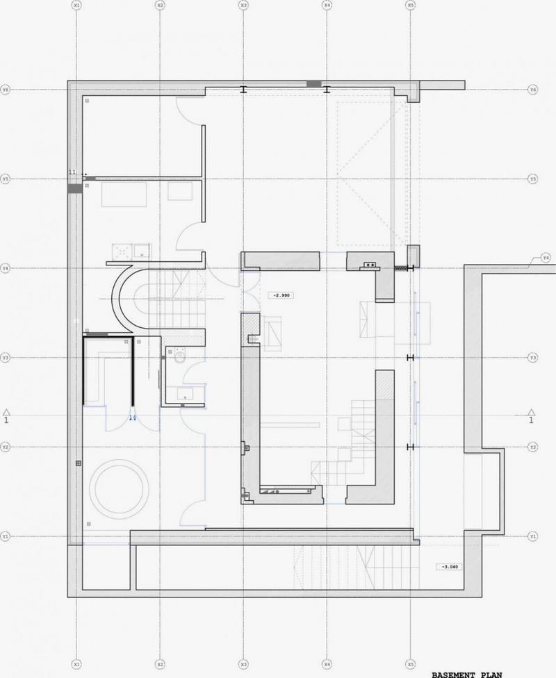 basement-plan-of-Antique-Old-Building-Wrapped-in-Modern-Glass-House-Box