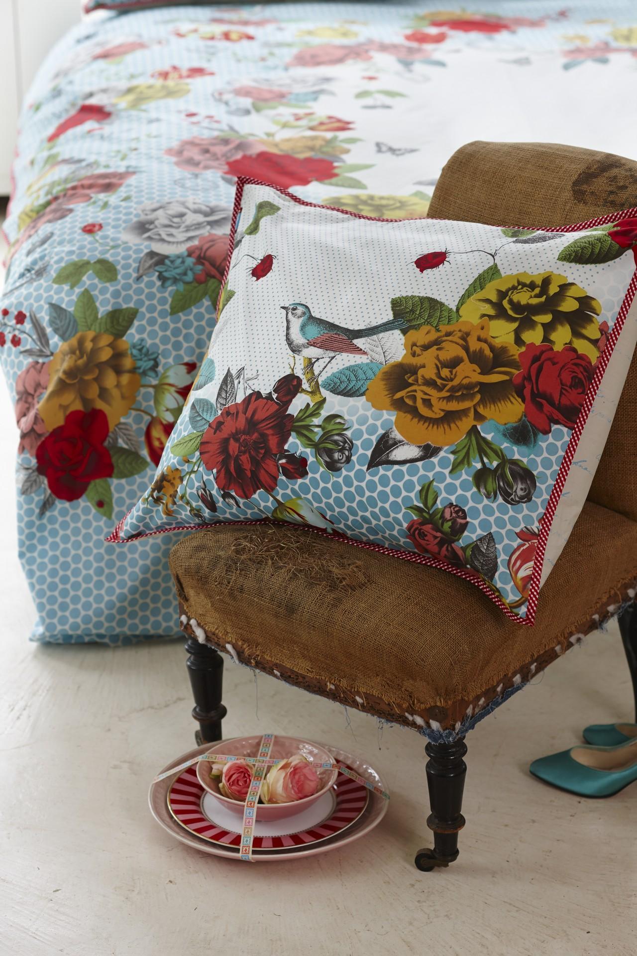 Flower Bouqet Cushion sfeer 1