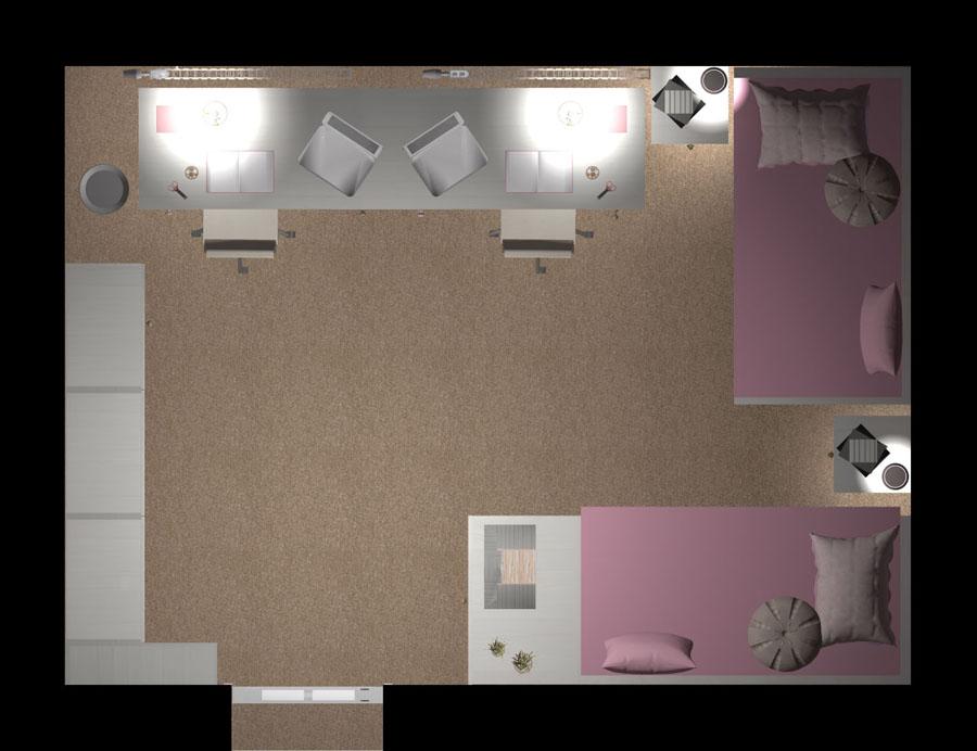 lanyka szoba ikreknek erden 21