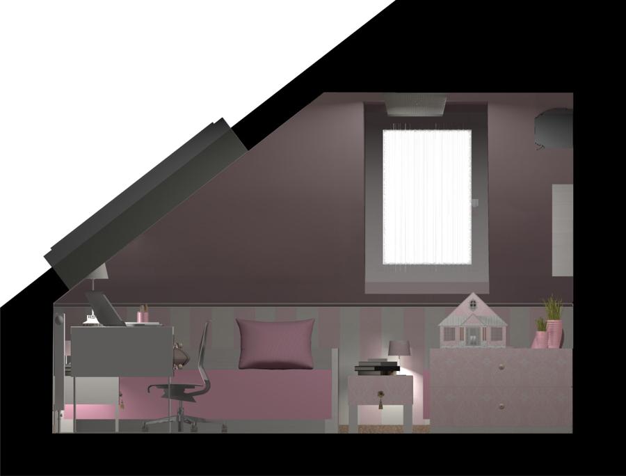 lanyka szoba ikreknek erden 24
