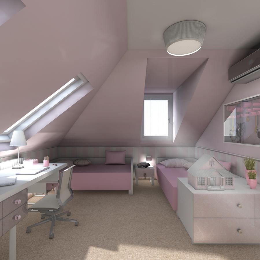 lanyka szoba ikreknek erden 28
