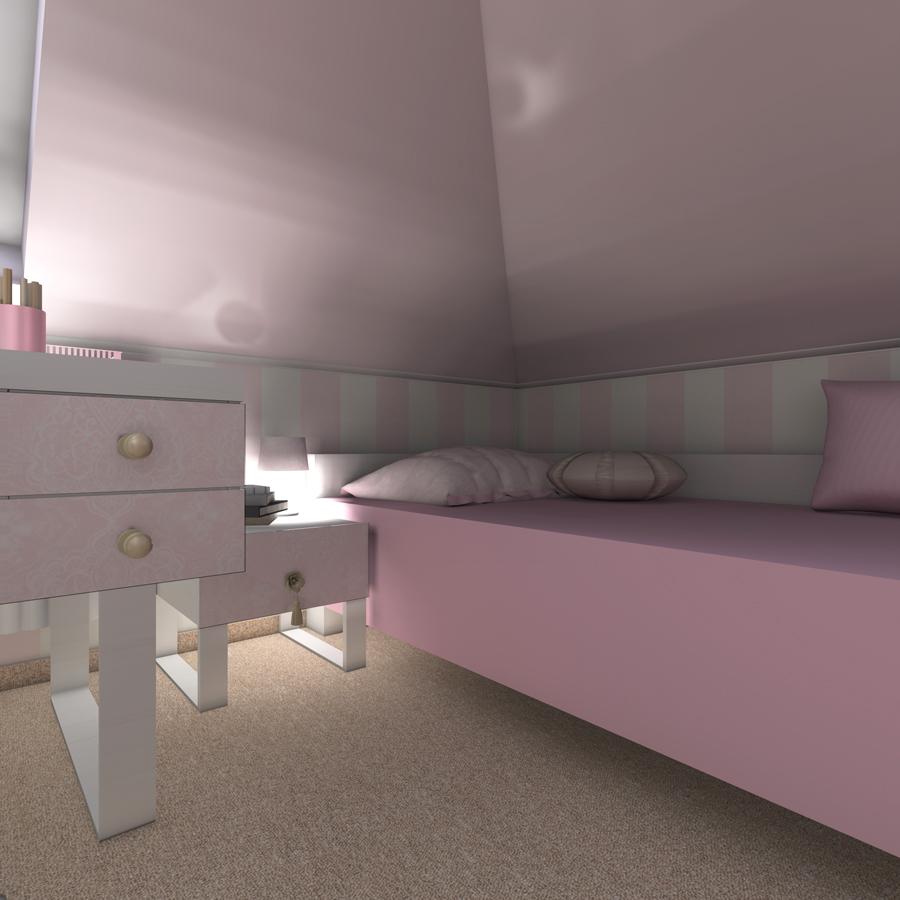 lanyka szoba ikreknek erden 36