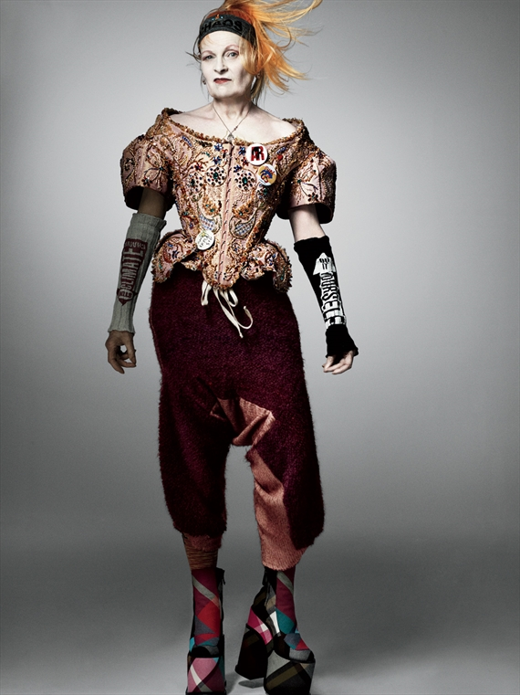 Vivienne Westwood by CraigMcDean for Interview-3