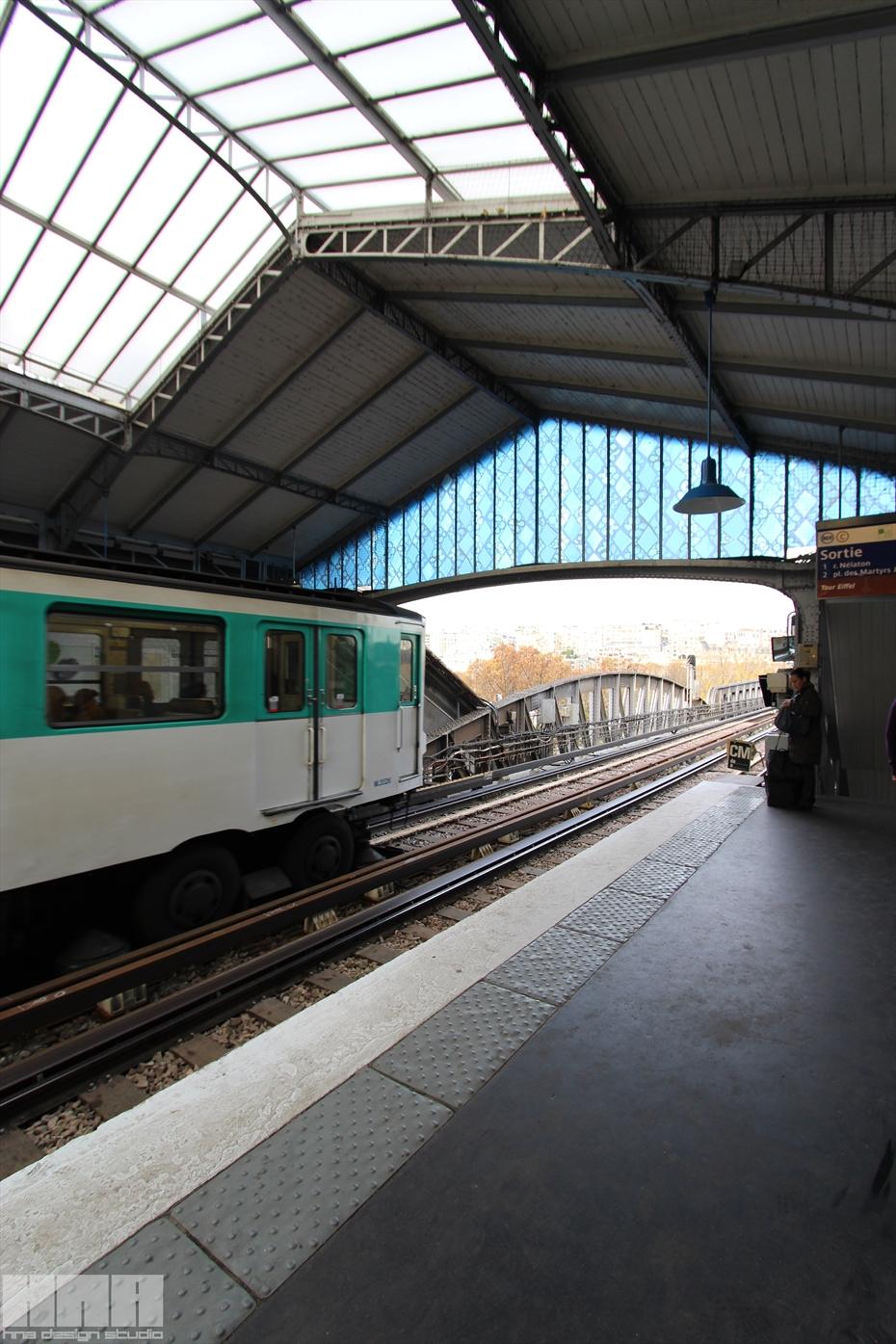 parizs metro 14