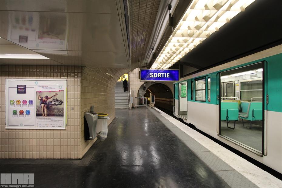 parizs metro 15