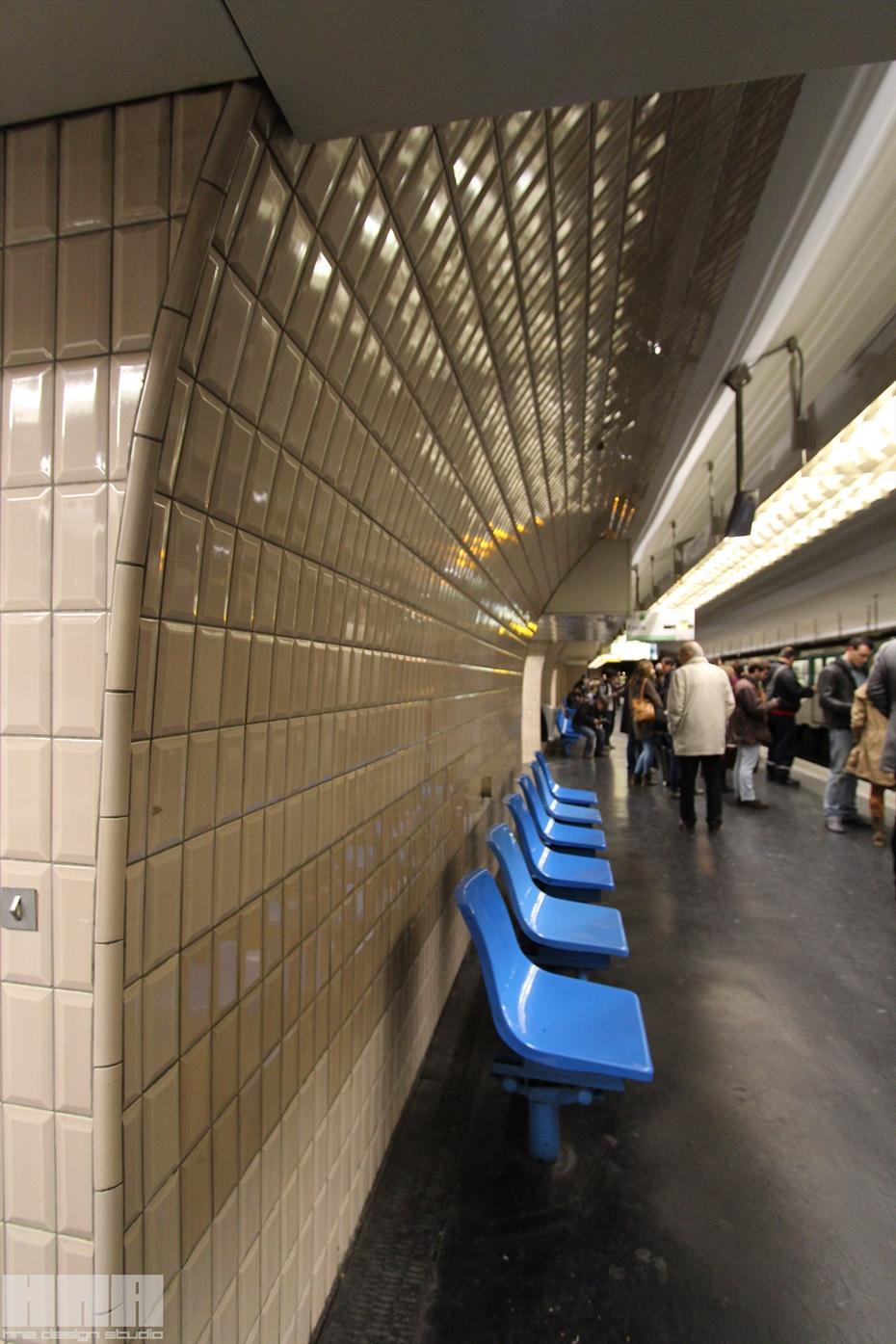 parizs metro 16