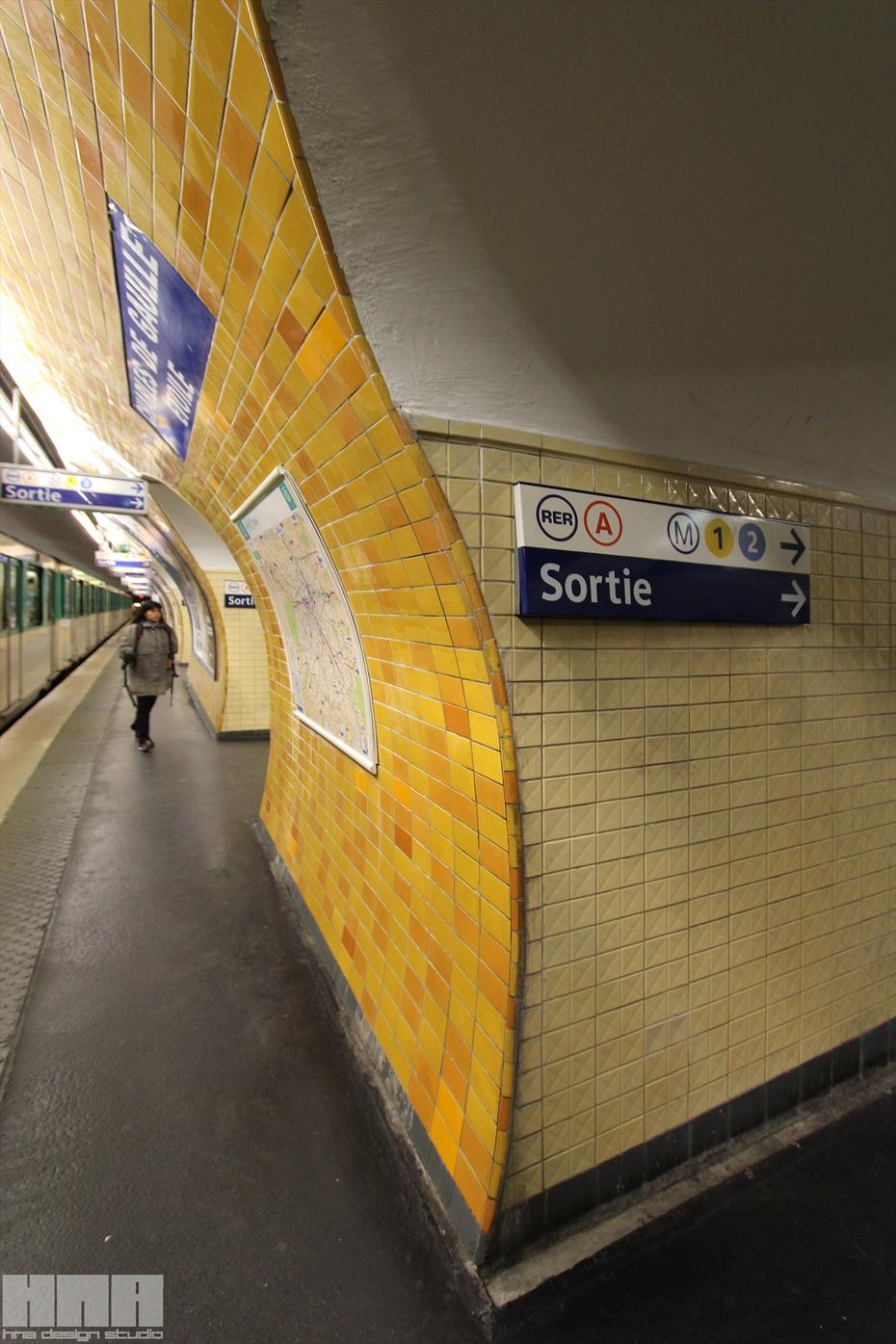 parizs metro 17