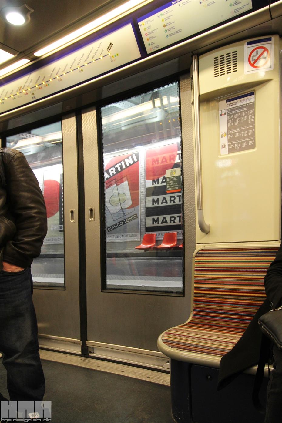 parizs metro 19