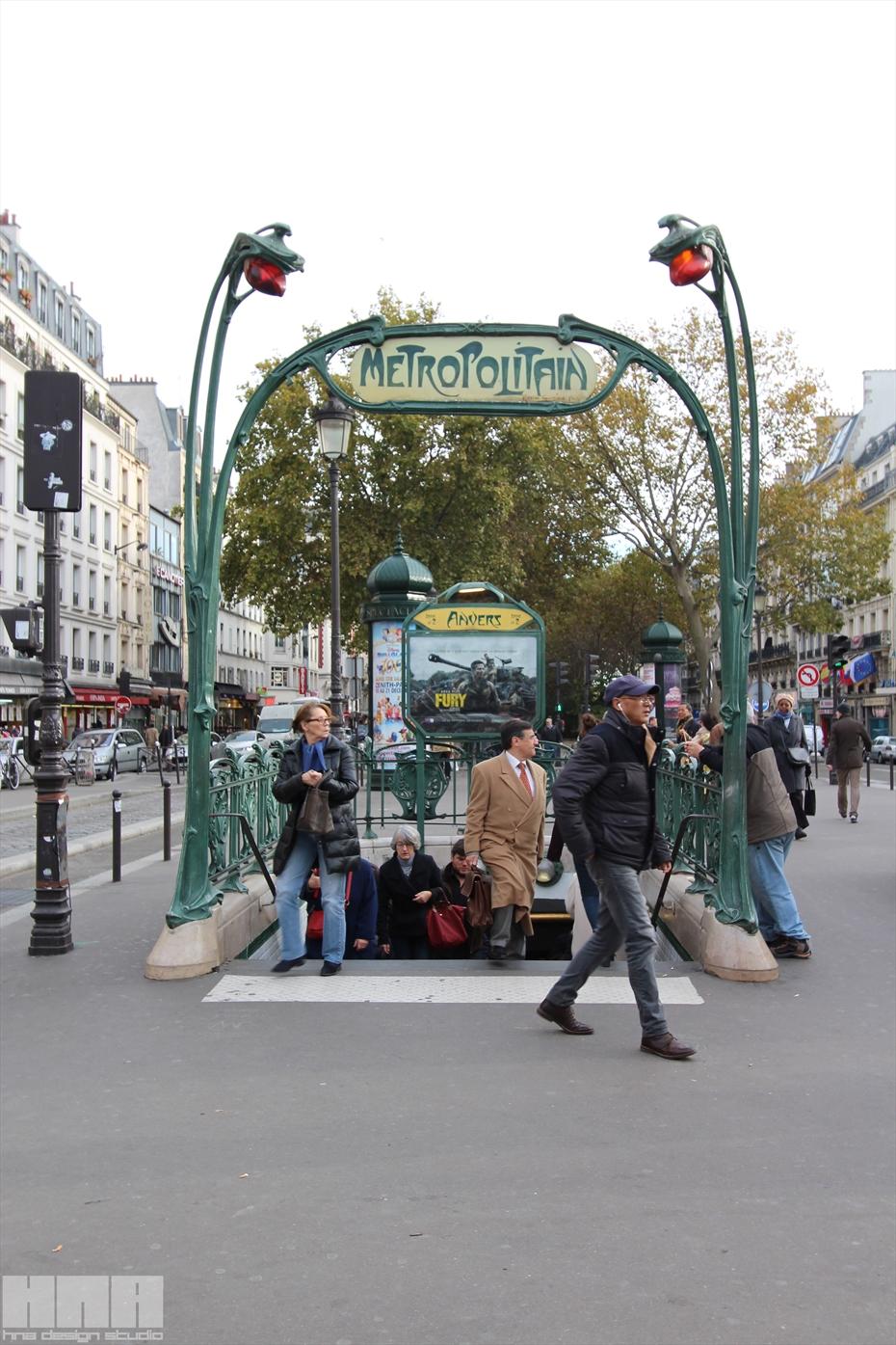 parizs metro 22