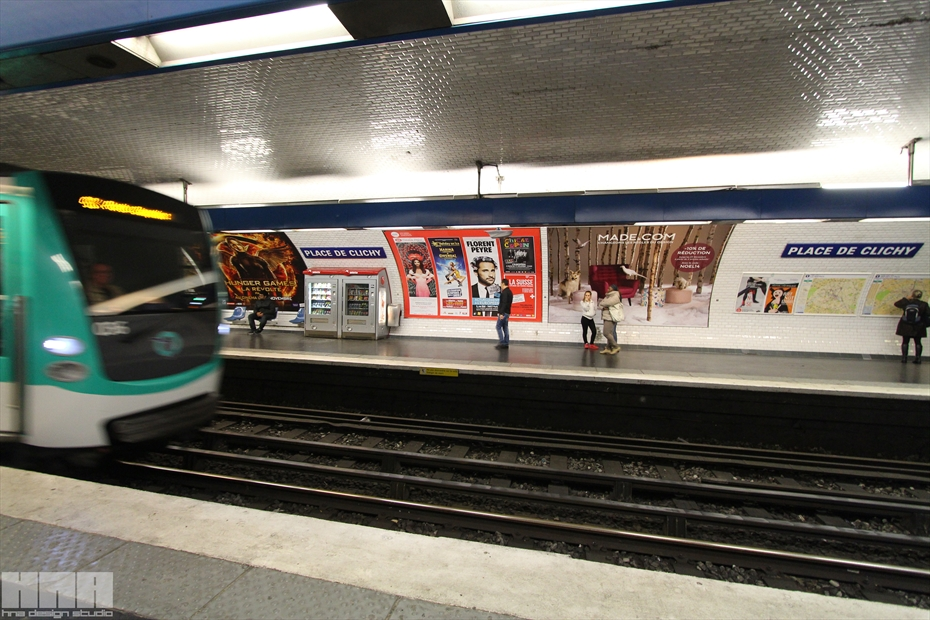 parizs metro 26