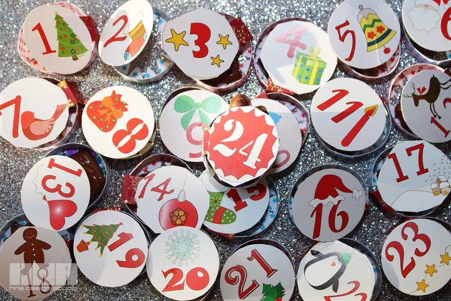 24 adventi kalendarium hna design