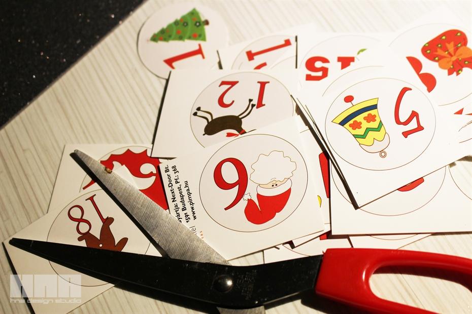 4 adventi kalendarium hna design