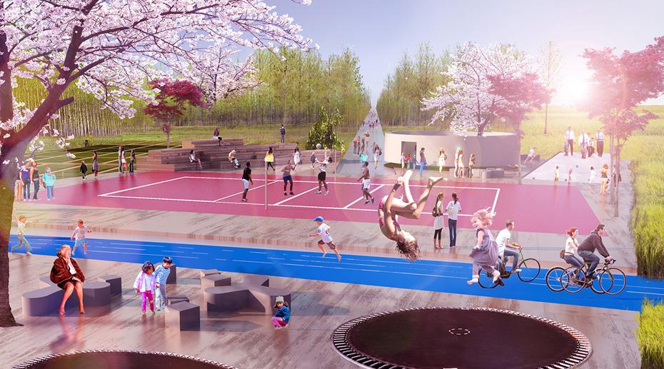 sportparkok hna design 100