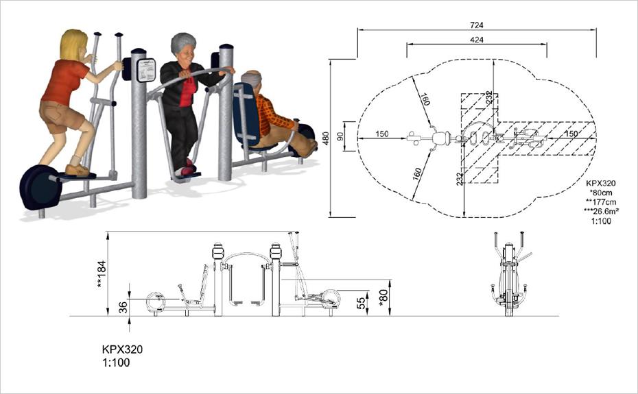sportparkok hna design 40