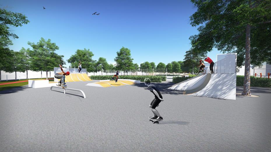sportparkok hna design 64