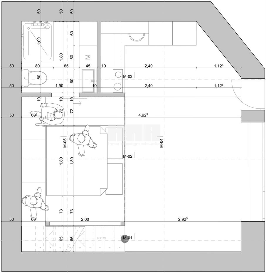 hna design mp minilakas 28