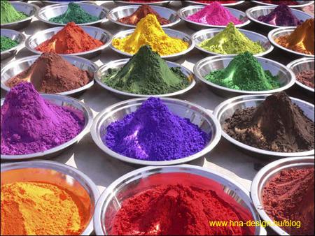 szines színek