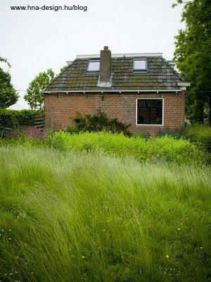 holland lakberendezés - természetes enteriőr