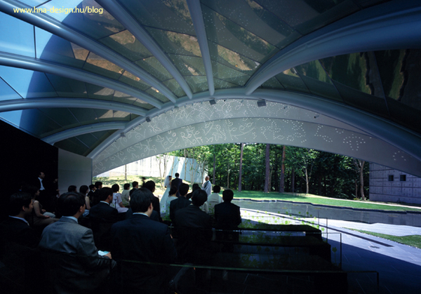 Leaf Chapel Klein Dytham Architecture Japan
