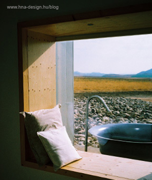 ülőfülkék, ablakpihenők, falfülkék