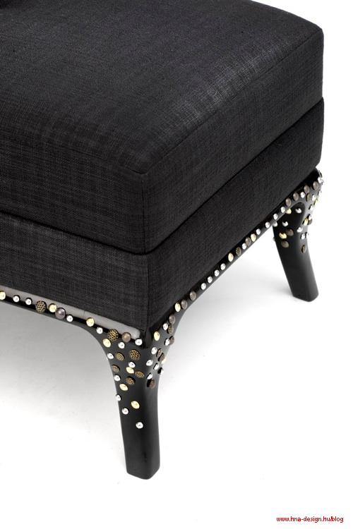 Raun Bllack Raven design bútor
