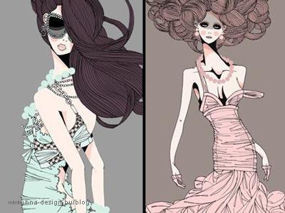 trendszínek a divatban 2010