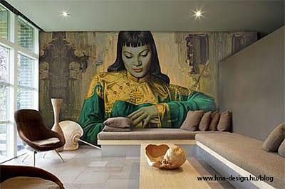 teljes falas festmények, képek