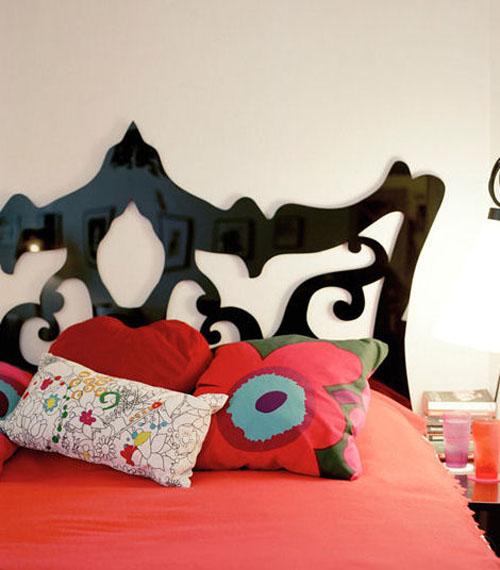 Ágyak különleges klasszikus ágytámlák