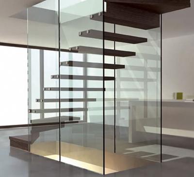 Modern lépcső